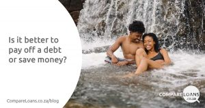 Is it better to pay off debt or save money
