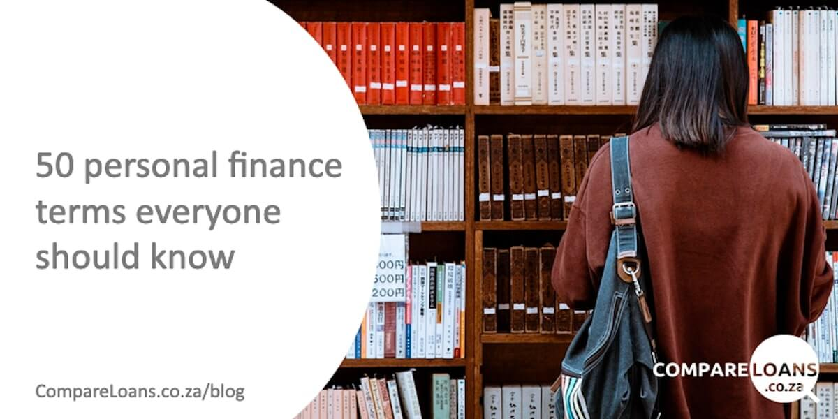50 personal finance terms everyone should know