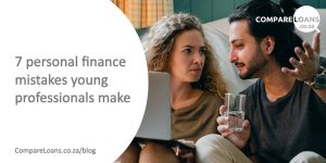 7 Personal finance mistakes young professionals make