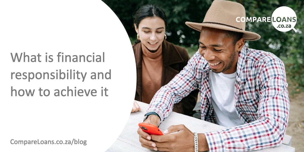 What is financial responsibility and how to achieve it