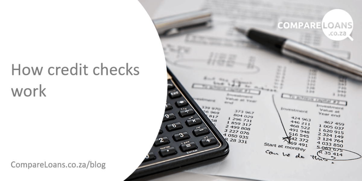 How credit checks work in South Africa