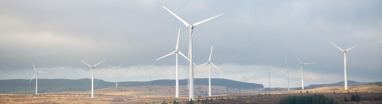 Wind Farm Green Energy