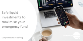 Safe liquid investments for emergency funds